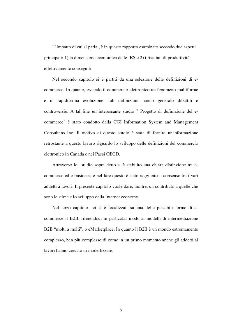 Anteprima della tesi: Ict: Misure e definizioni statistiche, Pagina 3