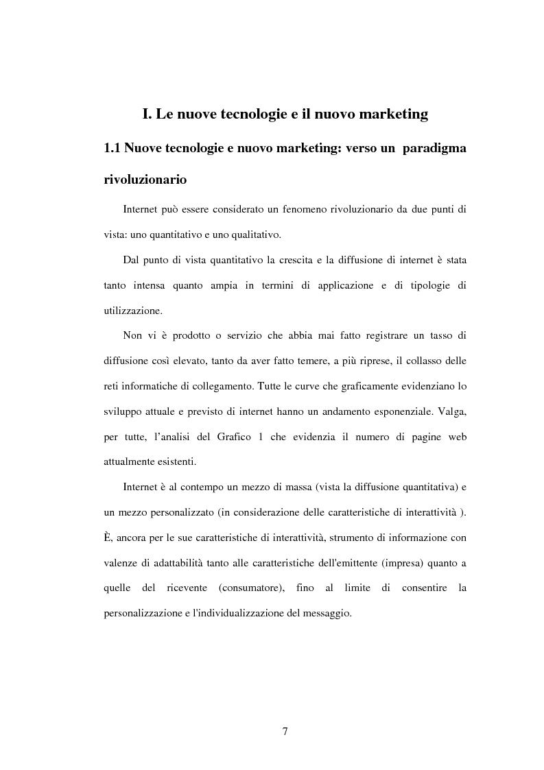 Anteprima della tesi: Ict: Misure e definizioni statistiche, Pagina 5