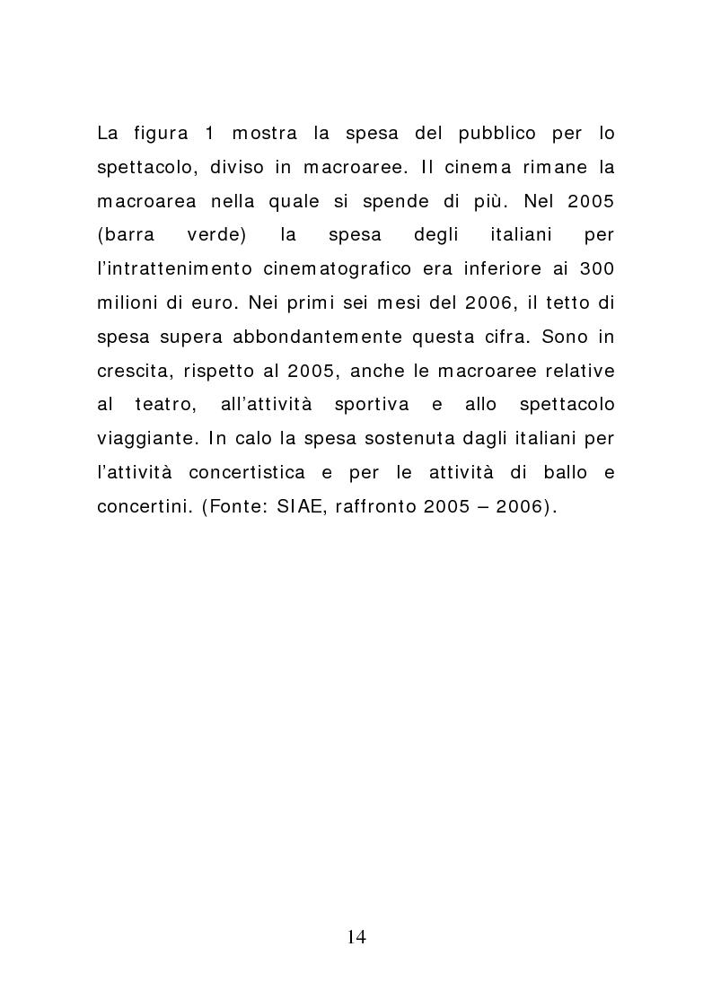 Anteprima della tesi: Ciak: il prodotto va in scena. Potenzialità e limiti del product placement, Pagina 9