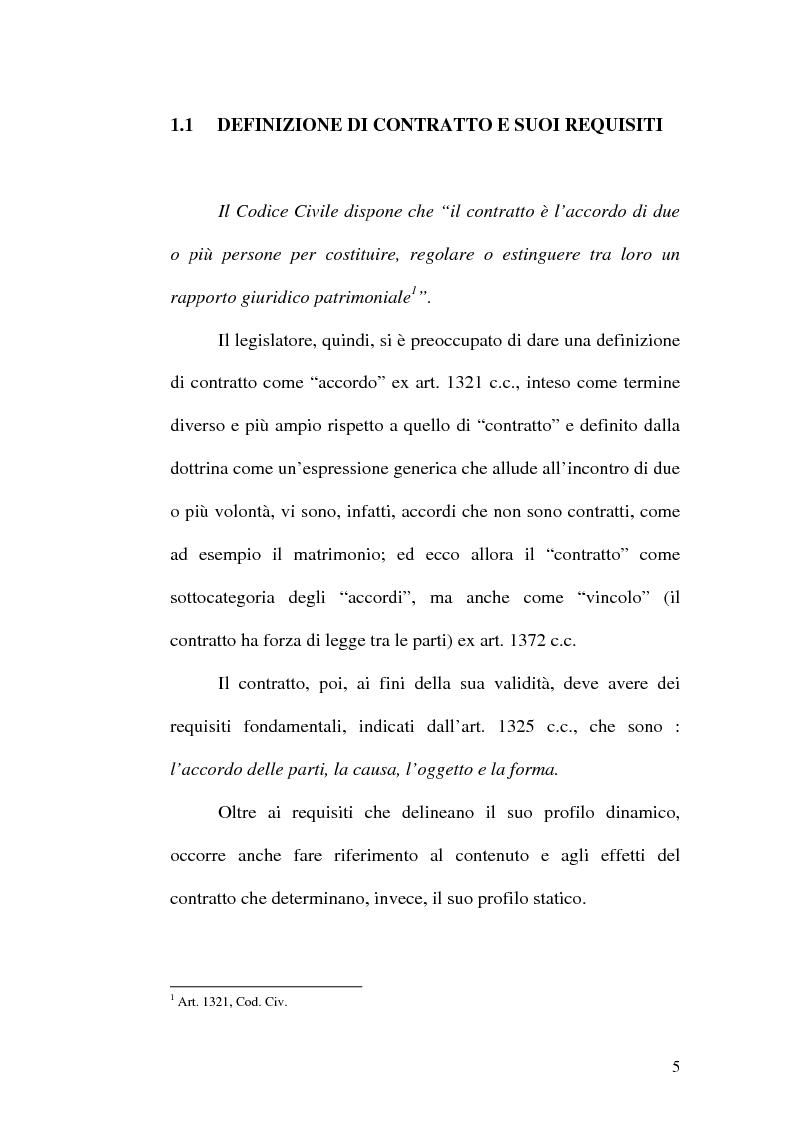 Anteprima della tesi: Equilibrio tra le prestazioni e giustizia nel contratto - Riflessioni intorno all'art. 7 del D.lgs. n. 231 del 2002, Pagina 2