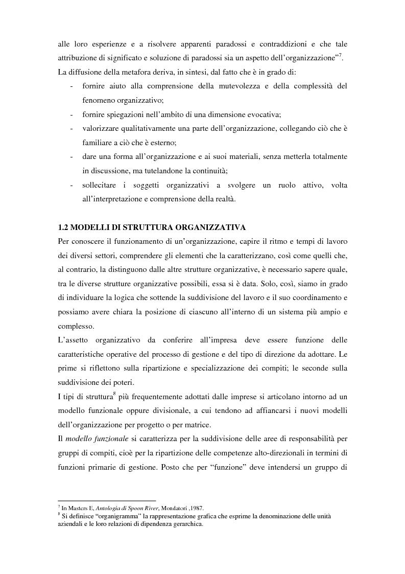 Anteprima della tesi: Comunicazione, cultura e identità di un'organizzazione. Il caso Tim., Pagina 8