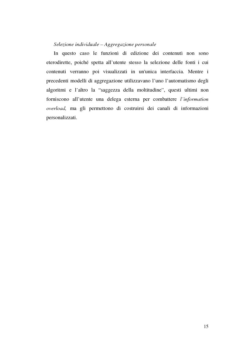 Anteprima della tesi: Modelli e geometrie dei contenuti della rete, Pagina 10