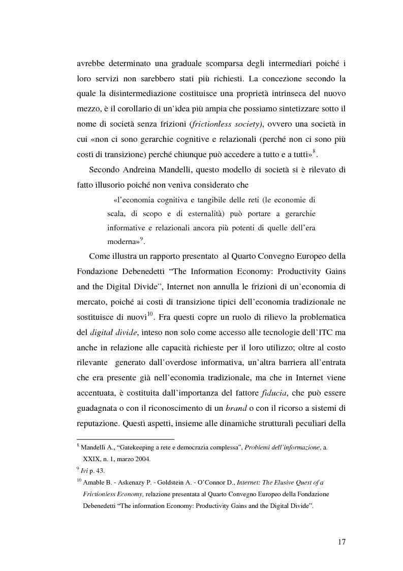 Anteprima della tesi: Modelli e geometrie dei contenuti della rete, Pagina 12
