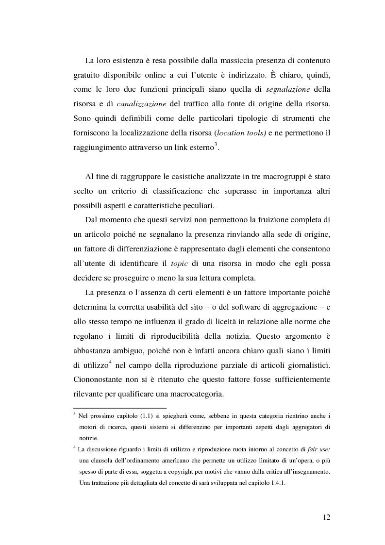 Anteprima della tesi: Modelli e geometrie dei contenuti della rete, Pagina 7