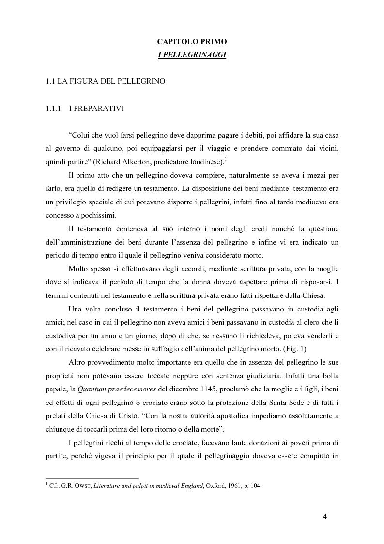 Anteprima della tesi: Il Giubileo fra Passato e Presente, Pagina 1