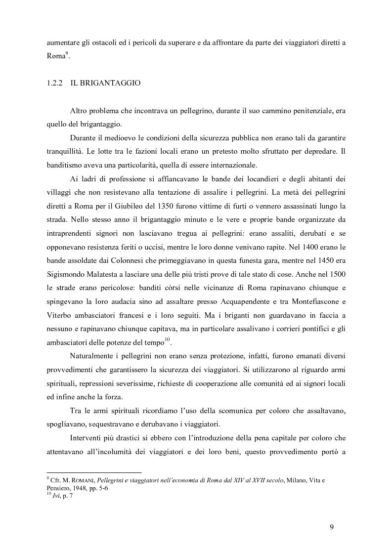Anteprima della tesi: Il Giubileo fra Passato e Presente, Pagina 6