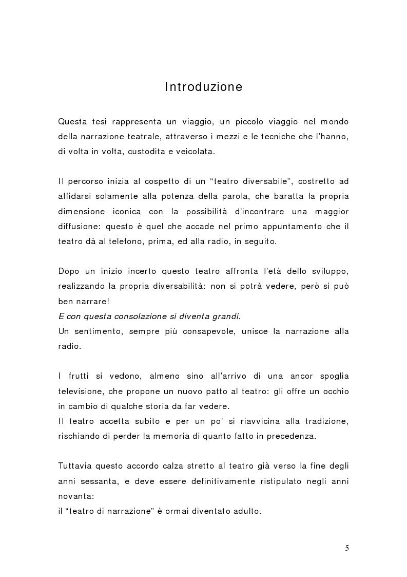 Anteprima della tesi: NarrAttori, un'orazione civile, politica e laica, Pagina 1