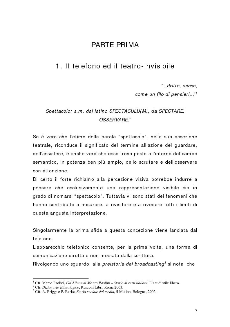 Anteprima della tesi: NarrAttori, un'orazione civile, politica e laica, Pagina 3