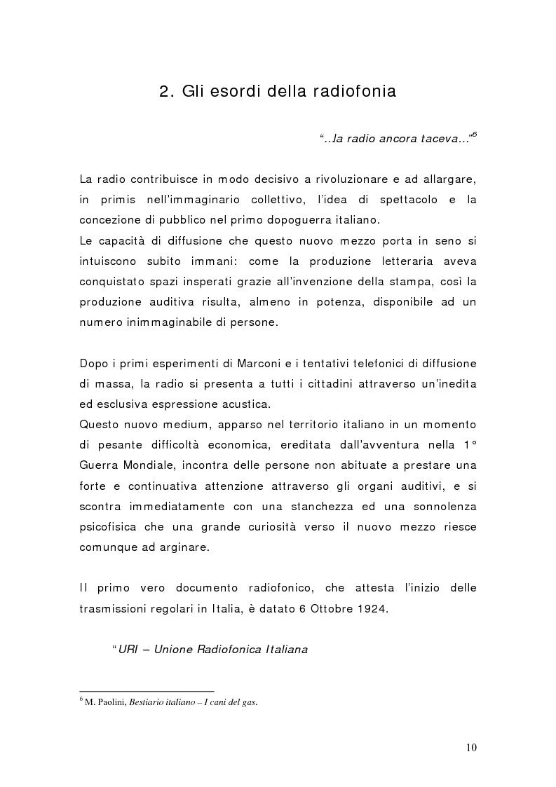 Anteprima della tesi: NarrAttori, un'orazione civile, politica e laica, Pagina 6
