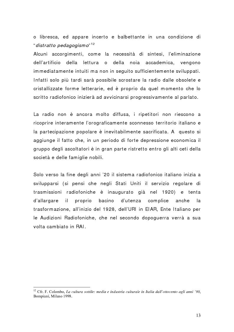 Anteprima della tesi: NarrAttori, un'orazione civile, politica e laica, Pagina 9