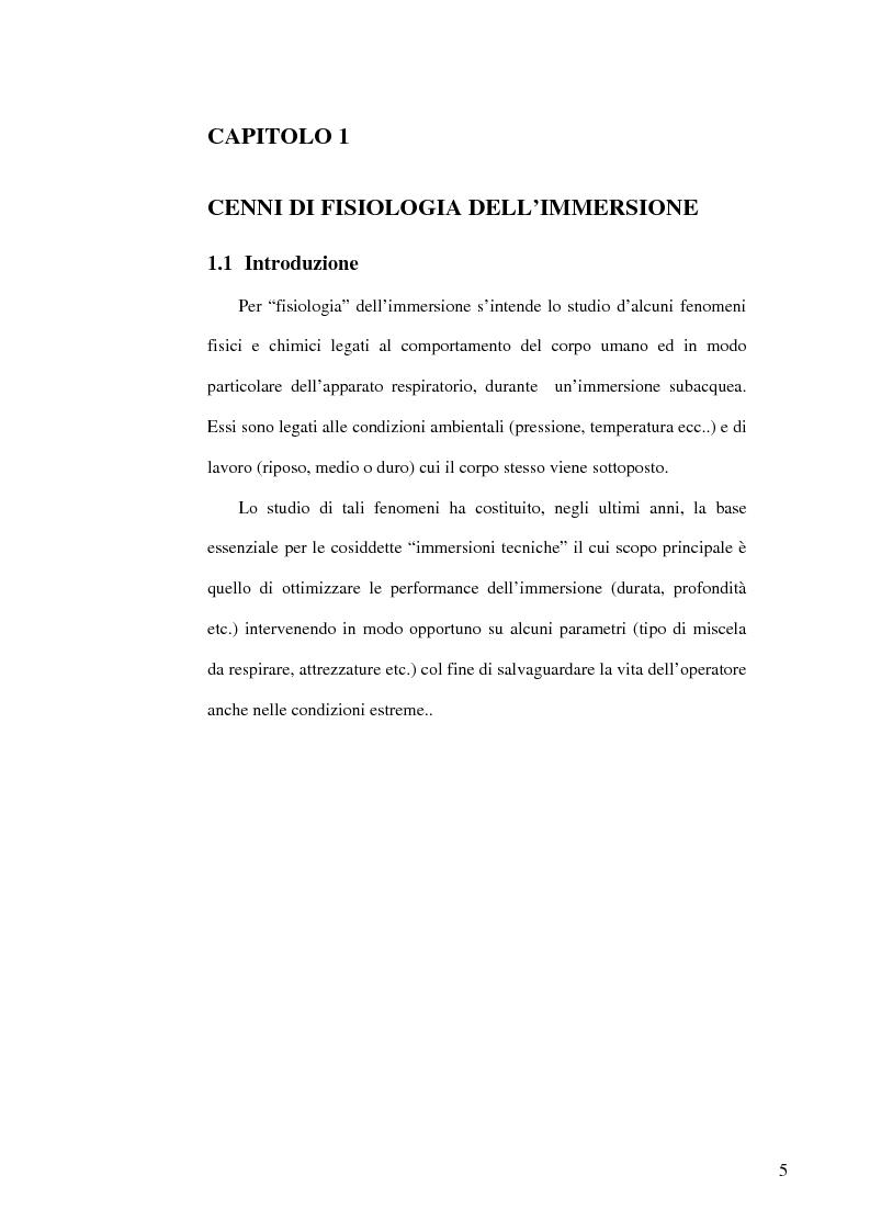 Anteprima della tesi: Progettazione di una centralina per la sintesi e la validazione di tecniche fault tolerant applicate a sistemi di respirazione subacquea, Pagina 3