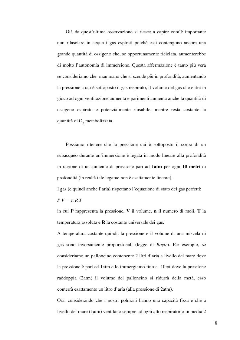 Anteprima della tesi: Progettazione di una centralina per la sintesi e la validazione di tecniche fault tolerant applicate a sistemi di respirazione subacquea, Pagina 6