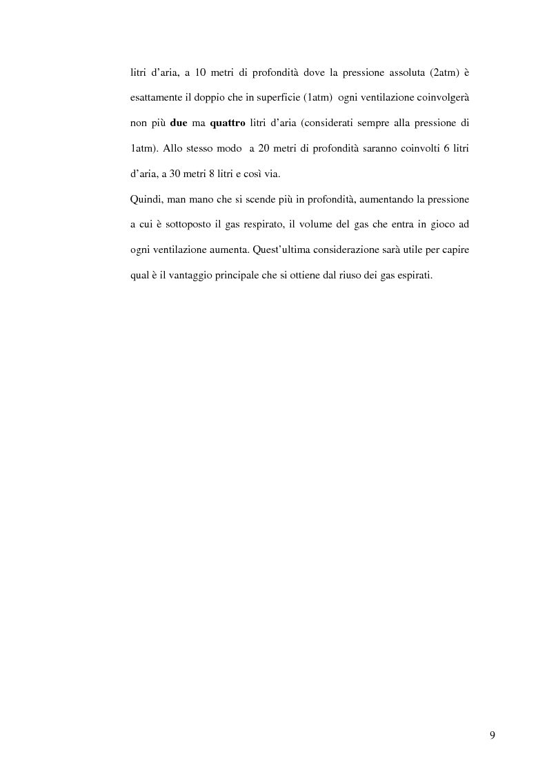 Anteprima della tesi: Progettazione di una centralina per la sintesi e la validazione di tecniche fault tolerant applicate a sistemi di respirazione subacquea, Pagina 7