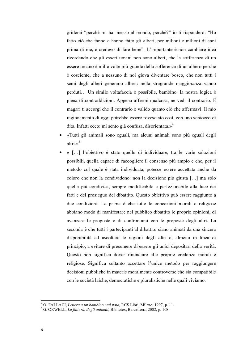 Anteprima della tesi: La scelta vegana e la nuova idea di rispetto della biosfera, Pagina 2