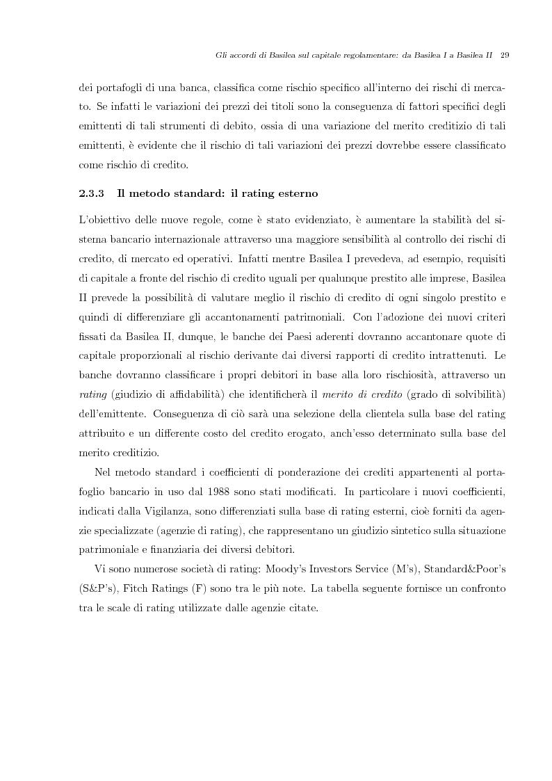 Anteprima della tesi: Misurazione e Controllo del Rischio di Credito, Pagina 3