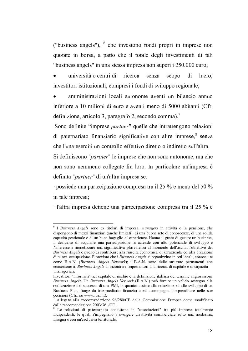 Anteprima della tesi: Basilea2 e la nuova cultura del rating: conseguenze sulle PMI, Pagina 12