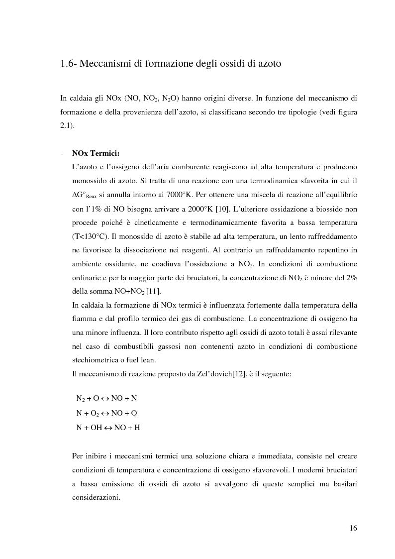 Anteprima della tesi: Effetto delle condizioni di pirolisi di combustibili solidi sulla formazione di specie azotate ed idrocarburiche di interesse ambientale, Pagina 13