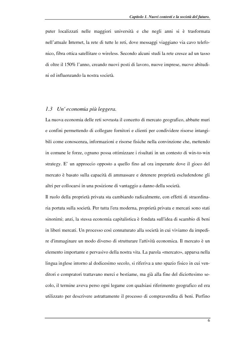 Anteprima della tesi: Nuove prospettive per il telelavoro: analisi dei principali progetti per la pubblica amministrazione, Pagina 11