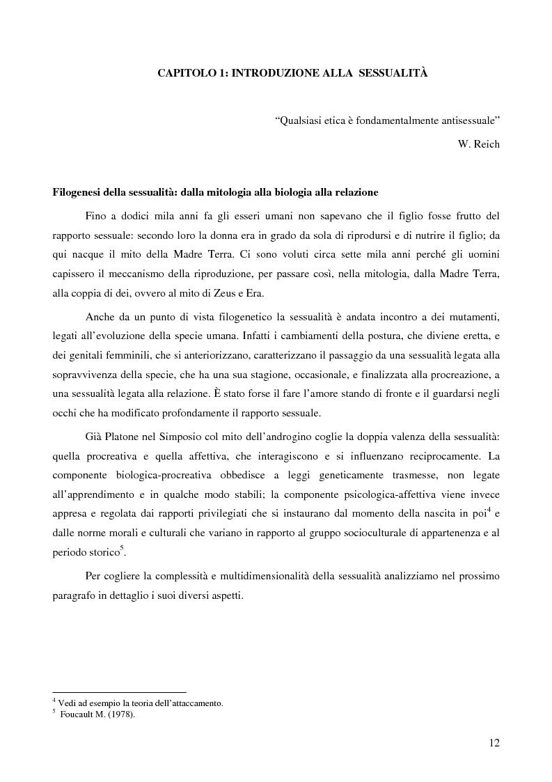 Anteprima della tesi: La ''stra-ordinarietà'' sessuale delle persone con disabilità, Pagina 5