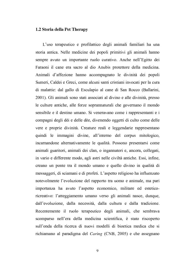 Anteprima della tesi: Il cane come co-terapeuta nell'autismo, Pagina 6