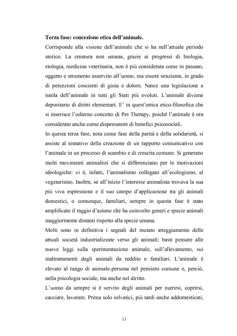 Anteprima della tesi: Il cane come co-terapeuta nell'autismo, Pagina 8