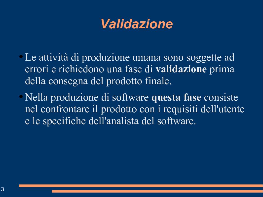Anteprima della tesi: Tecniche e Strumenti per la Validazione di Codice Java: un Esempio Applicativo, Pagina 3