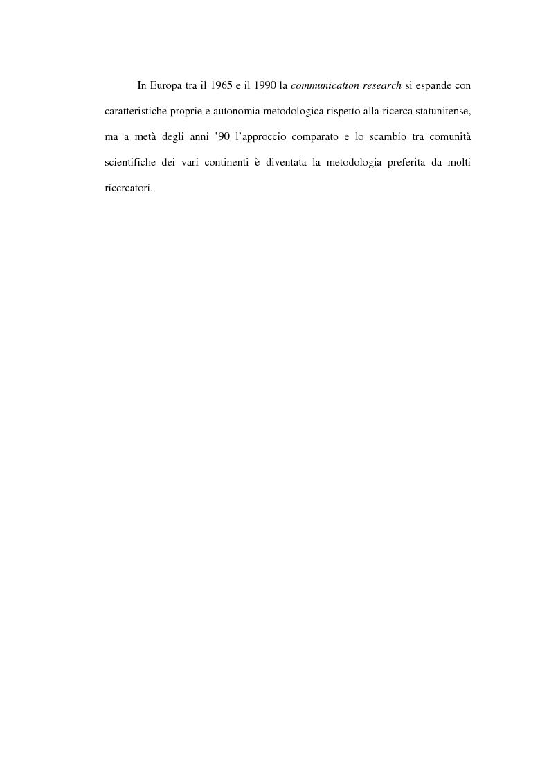 Anteprima della tesi: La comunicazione politica in Internet, Pagina 5