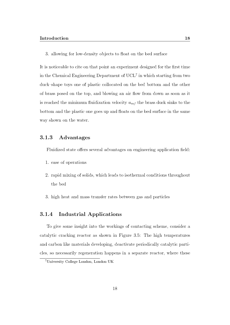 Anteprima della tesi: CFD Modelling of Fluidized Bed Reactors, Pagina 11