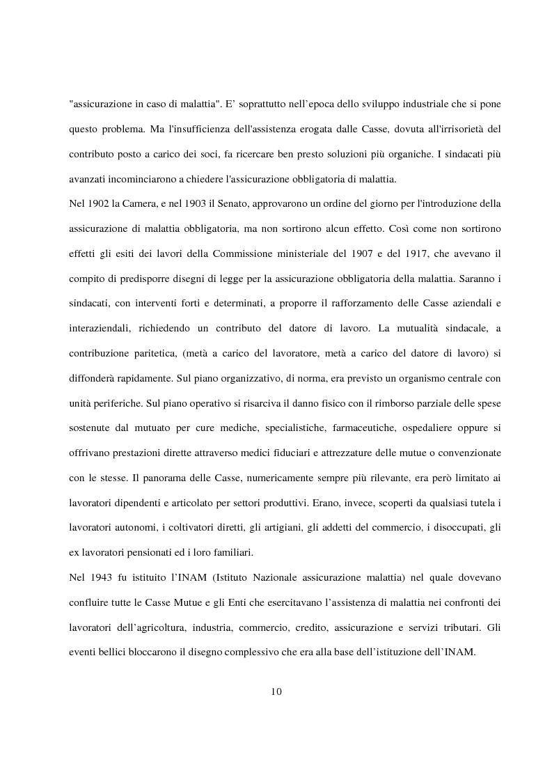Anteprima della tesi: La Pianificazione Sanitaria in Emilia Romagna: I Piani per la salute e la priorità della sicurezza stradale, Pagina 7