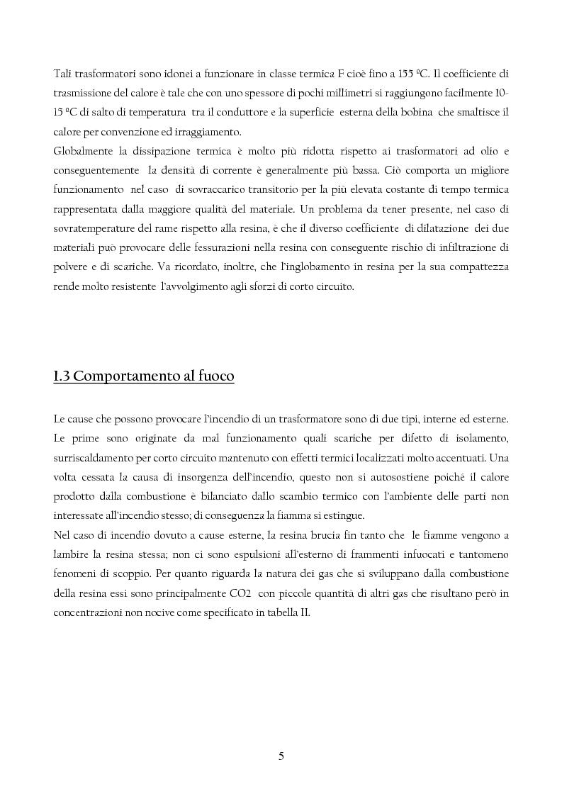 Anteprima della tesi: Trasformatori Inglobati in resina di conversione di trazione secondo la normativa IEC 61378, Pagina 6