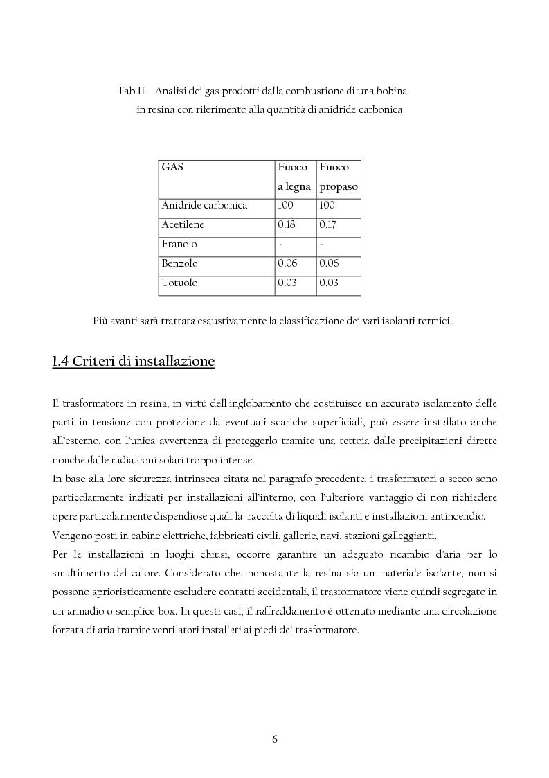 Anteprima della tesi: Trasformatori Inglobati in resina di conversione di trazione secondo la normativa IEC 61378, Pagina 7