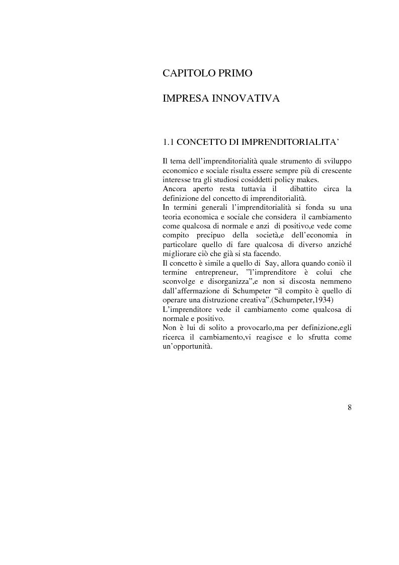 Anteprima della tesi: Innovazione e Opportunità Imprenditoriale: il caso Wi-Max, Pagina 4