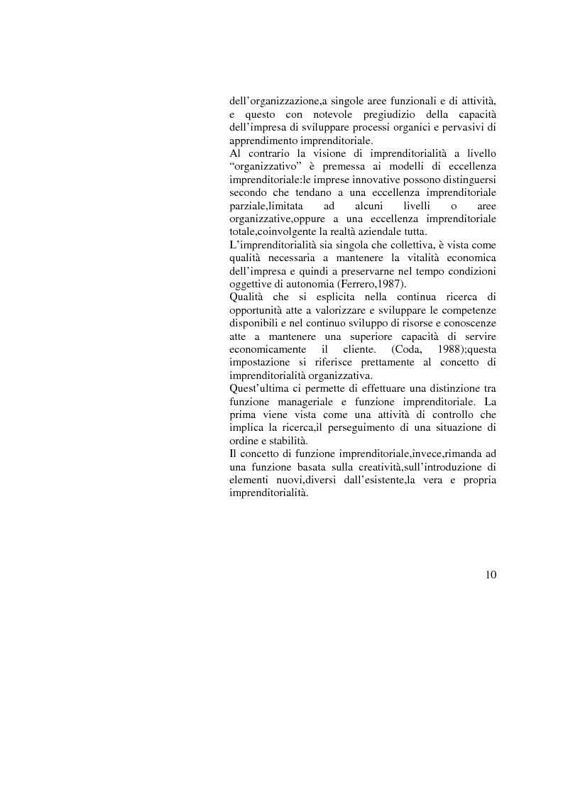 Anteprima della tesi: Innovazione e Opportunità Imprenditoriale: il caso Wi-Max, Pagina 6