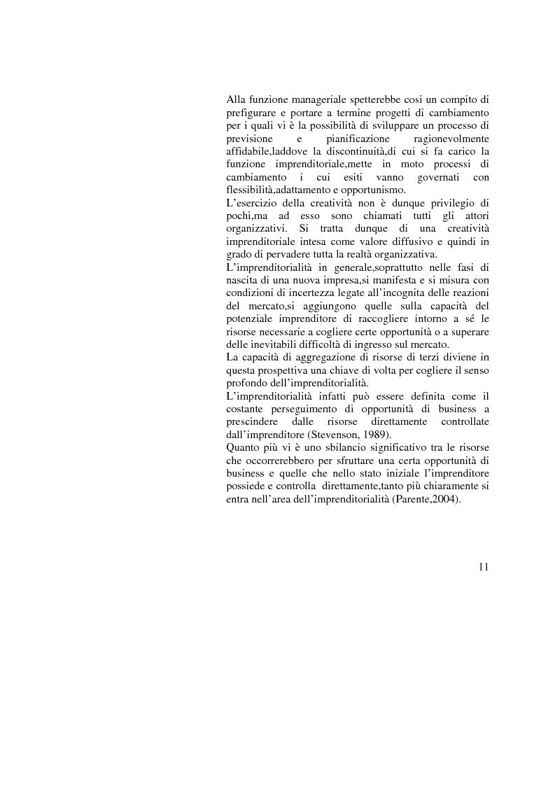 Anteprima della tesi: Innovazione e Opportunità Imprenditoriale: il caso Wi-Max, Pagina 7