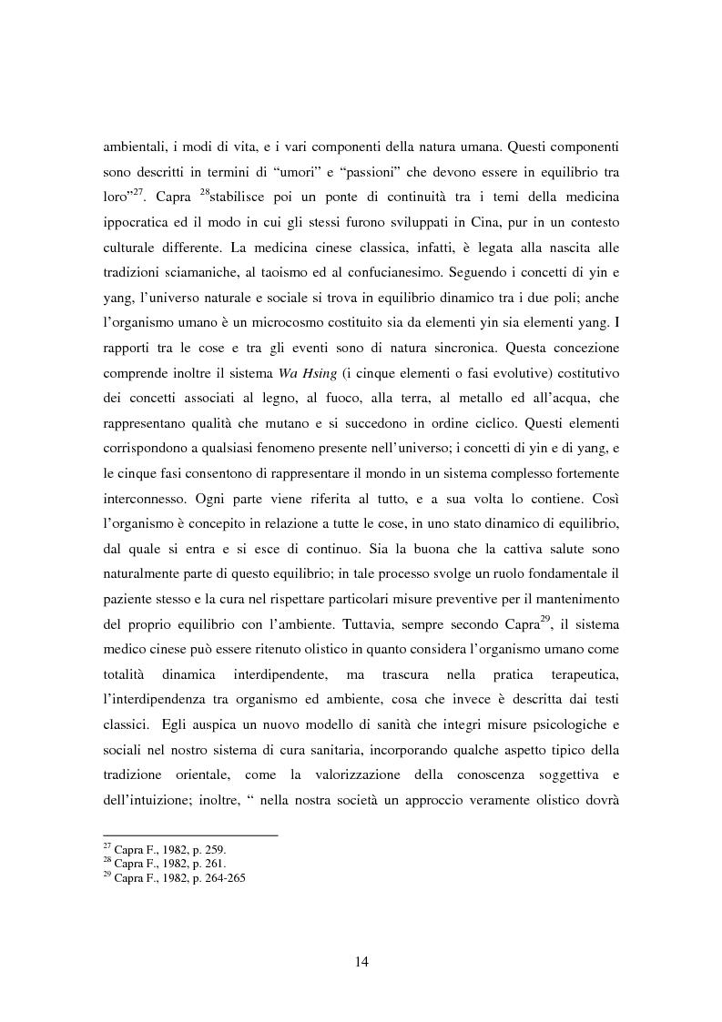 Anteprima della tesi: Il bene comune del territorio: sentire ecologico e cittadinanza nelle pratiche psicosociali, Pagina 11