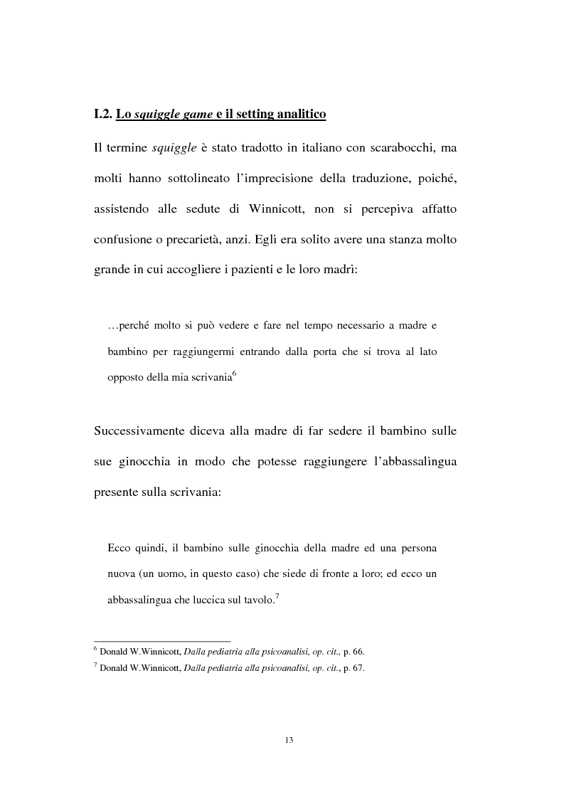 Anteprima della tesi: L'oggetto transizionale nell'epoca virtuale, Pagina 10
