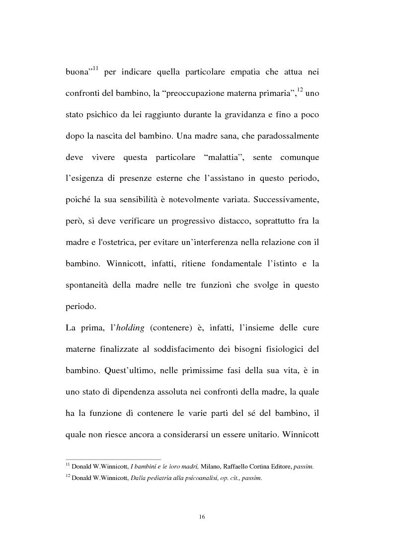Anteprima della tesi: L'oggetto transizionale nell'epoca virtuale, Pagina 13