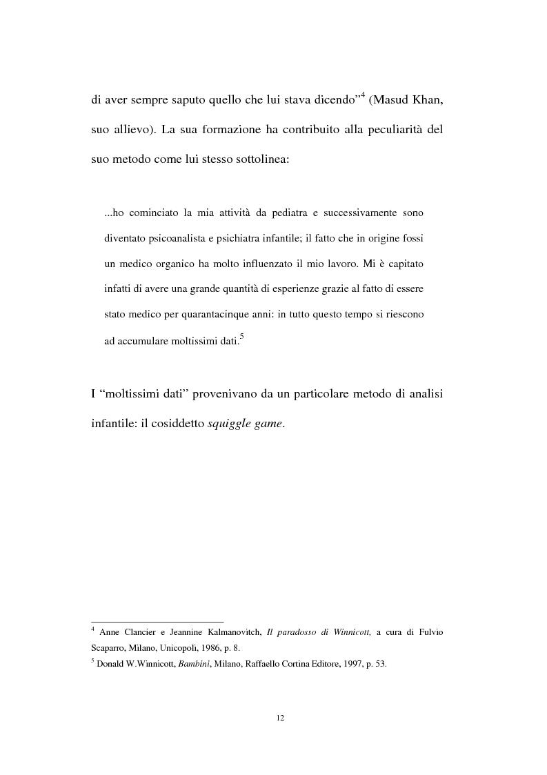 Anteprima della tesi: L'oggetto transizionale nell'epoca virtuale, Pagina 9