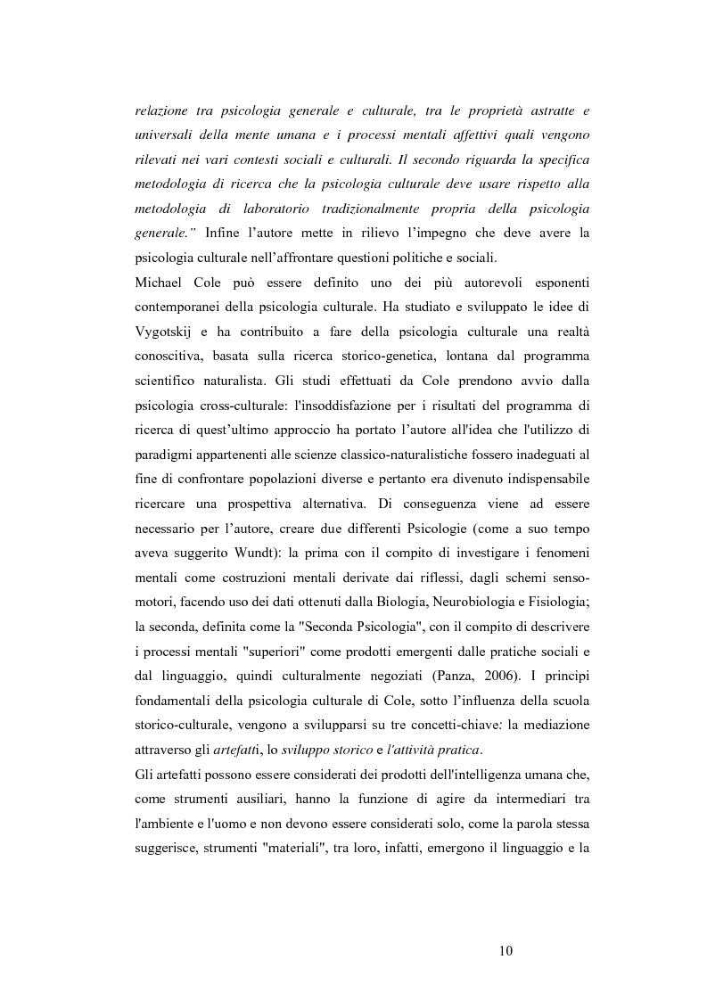 Anteprima della tesi: L'Hamilton Rating Scale for Depression: la somministrazione come pratica interattiva., Pagina 10