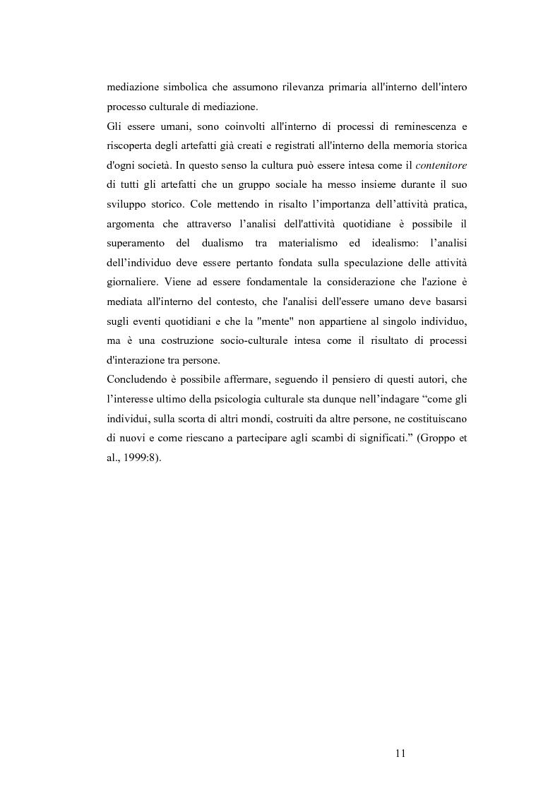 Anteprima della tesi: L'Hamilton Rating Scale for Depression: la somministrazione come pratica interattiva., Pagina 11
