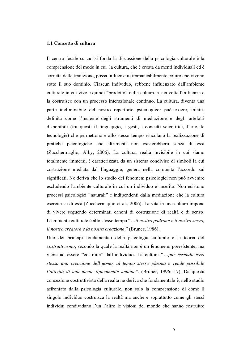 Anteprima della tesi: L'Hamilton Rating Scale for Depression: la somministrazione come pratica interattiva., Pagina 5