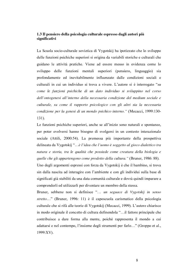 Anteprima della tesi: L'Hamilton Rating Scale for Depression: la somministrazione come pratica interattiva., Pagina 8