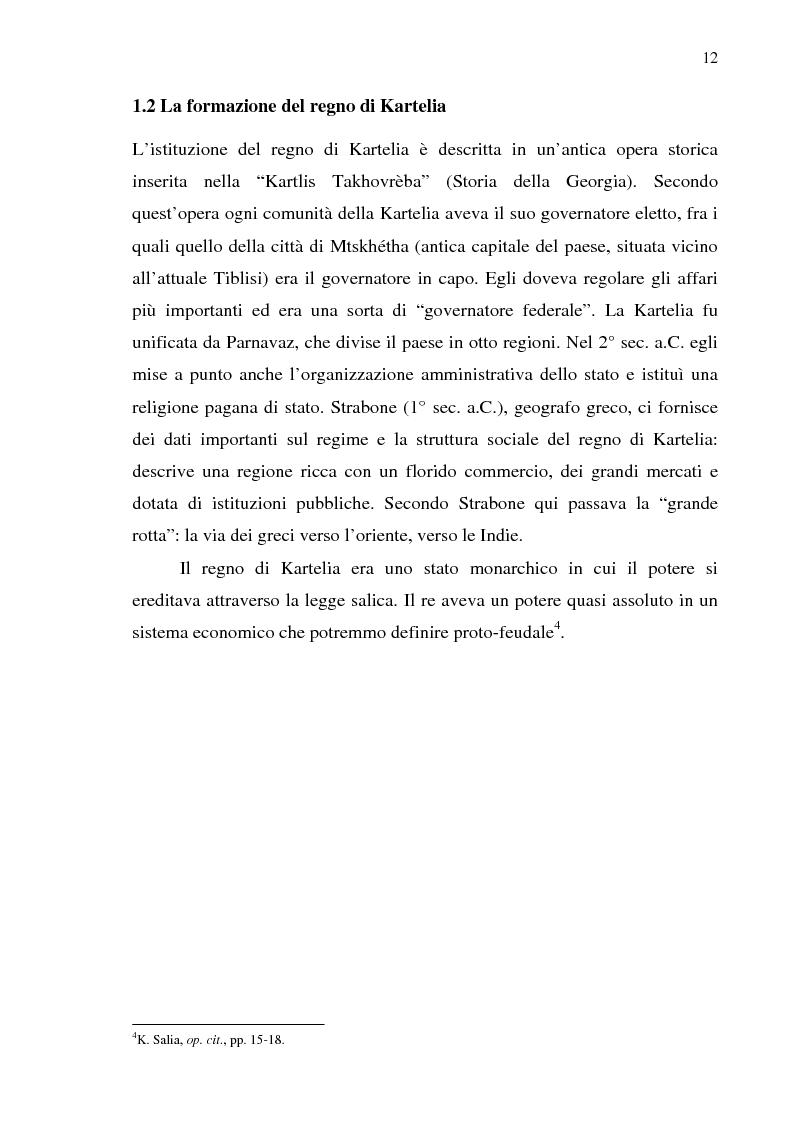 Anteprima della tesi: Dal collasso ad una lenta rinascita. La Georgia dal 1989 al 2000, Pagina 9
