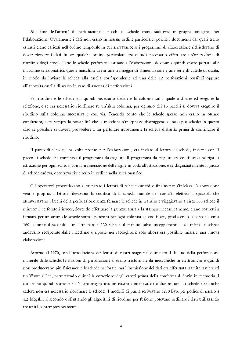 Anteprima della tesi: Analisi e Progetto di un Ambiente Integrato per la Schedulazione di Elaborazioni Orientato alla gestione dei Sistemi Informativi di una Azienda Commerciale, Pagina 2