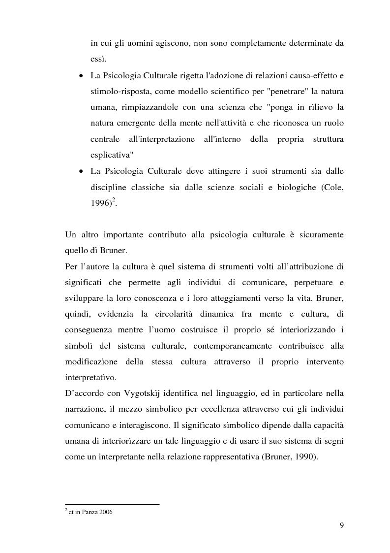 Anteprima della tesi: Etnografia organizzativa: analisi del processo decisionale in un servizio pubblico., Pagina 6
