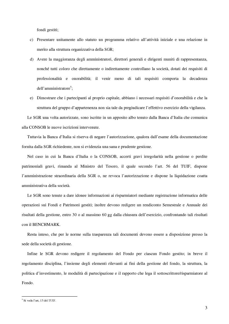 Anteprima della tesi: Gli Intermediari Finanziari: La Banca, Pagina 3