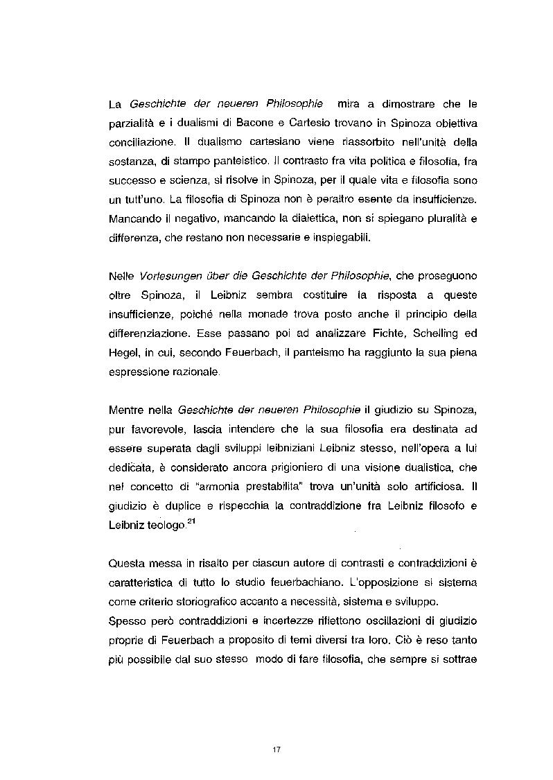 Anteprima della tesi: La questione etica nel pensiero di Ludwig Feuerbach, Pagina 10