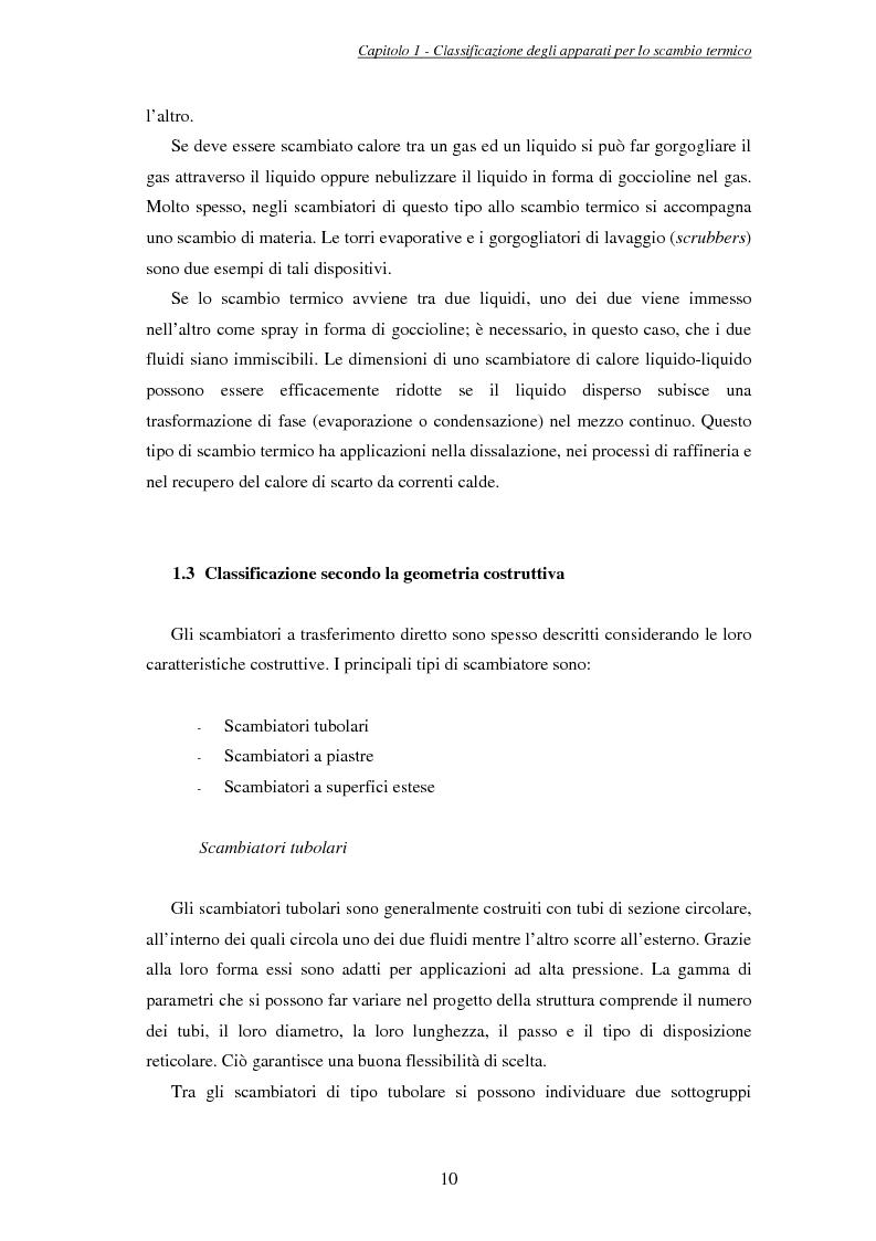 Anteprima della tesi: Modelli per l'analisi di scambiatori di calore ad alta temperatura, Pagina 11