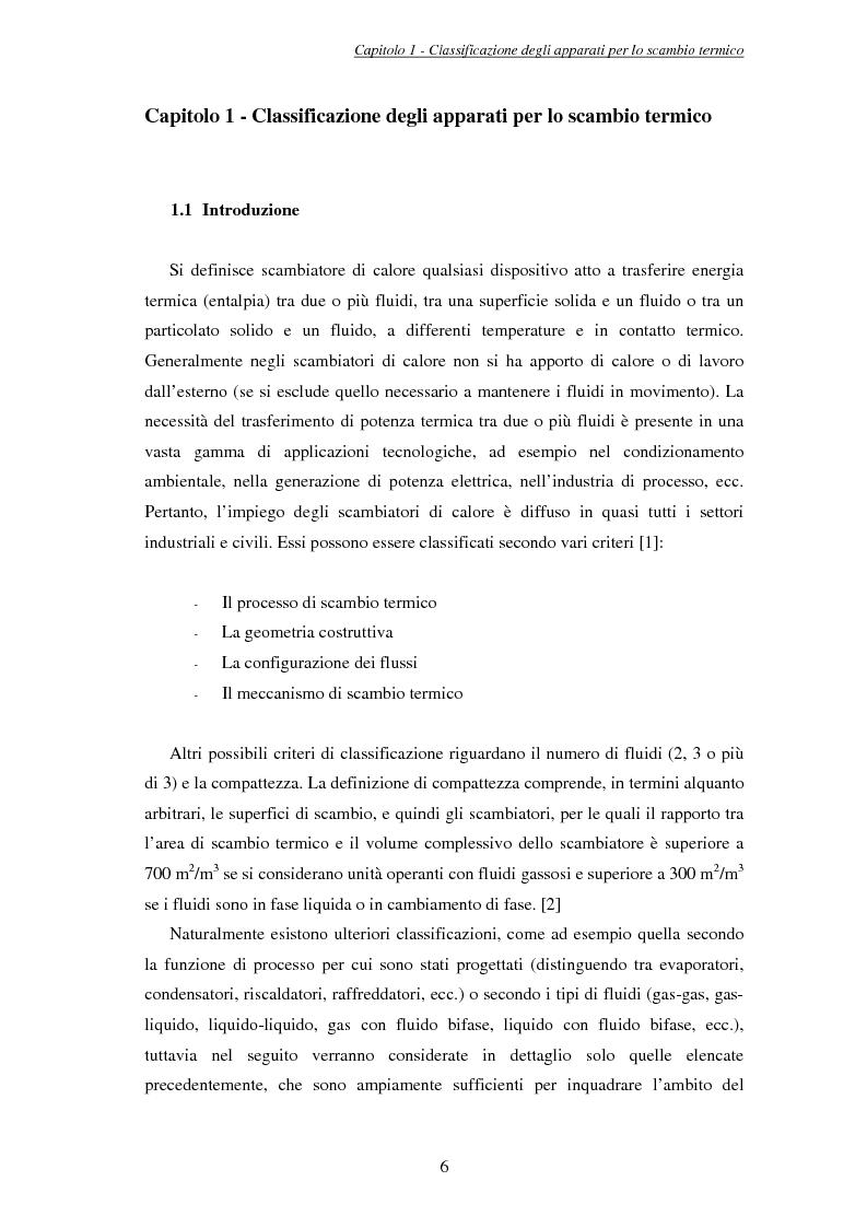 Anteprima della tesi: Modelli per l'analisi di scambiatori di calore ad alta temperatura, Pagina 7