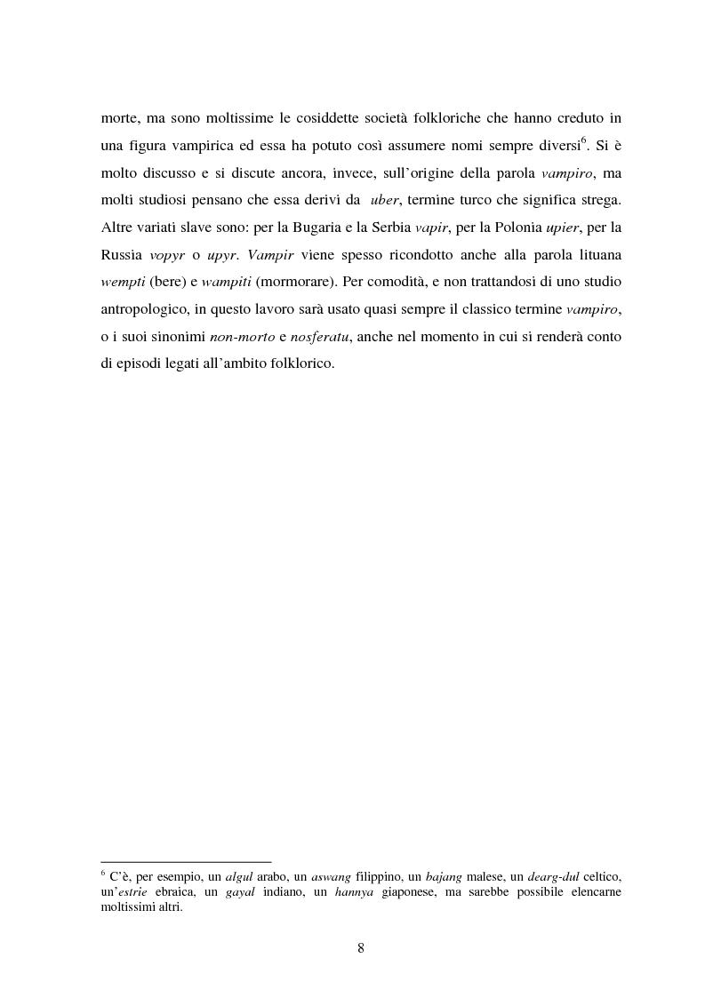 Anteprima della tesi: La condizione vampirica del cinema, Pagina 8